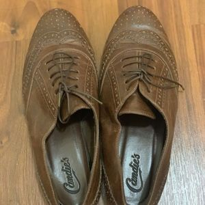 Candie's Oxford Shoes